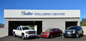 Coulter Collision Store Front